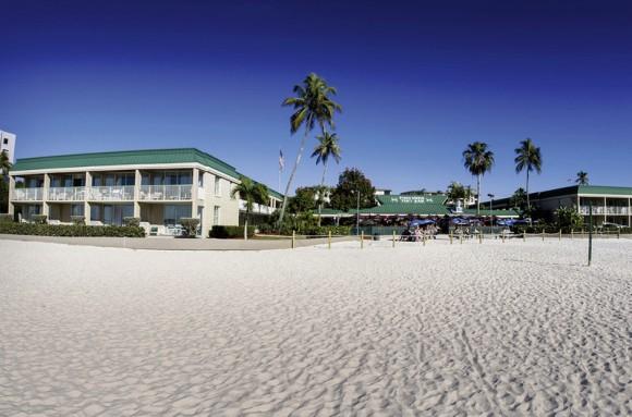 Hotel Wyndham Garden Fort Myers Beach,