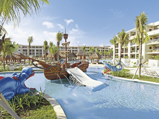 Hotel Paradisus Playa del Carmen La Esmeralda, Cancun