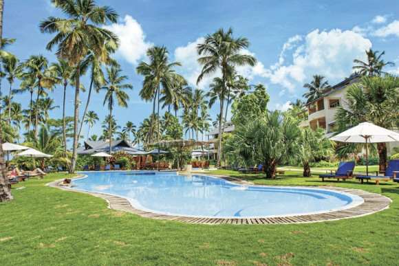 Hotel Alisei Beachfront Hotel & Spa,