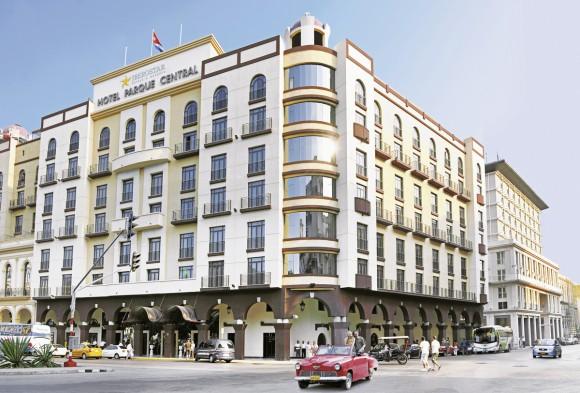 Hotel IBEROSTAR Parque Central,