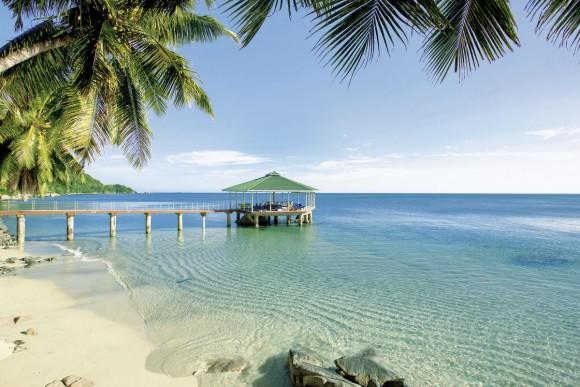 Hotel Coco de Mer & Black Parrot Suites, Seychellen