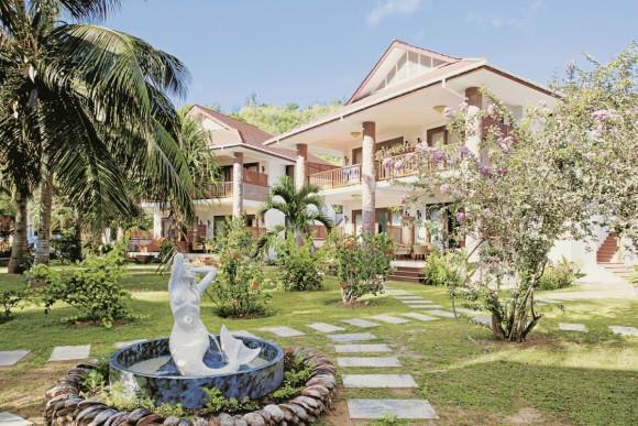 Hotel Le Duc de Praslin