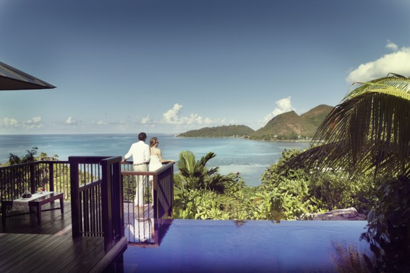 Hotel Raffles Seychelles, Seychellen