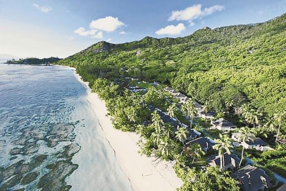 Hotel Hilton Seychelles Labriz Resort & Spa, Seychellen