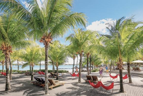 Hotel Beachcomber Le Mauricia, Mauritius