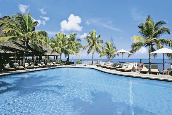 Hotel Merville Beach,