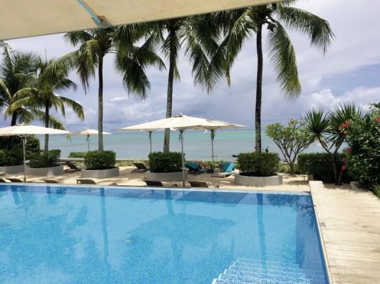 Appartements Mon Choisy Beach Resort