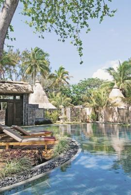 Hotel Beachcomber Shandrani, Mauritius