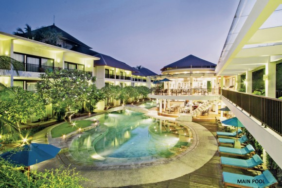 The Camaklia Legian Beach