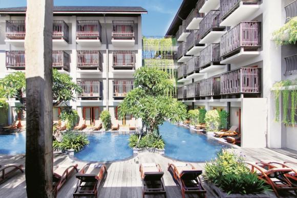 Hotel The Oasis Lagoon Sanur