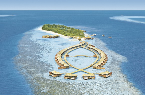 Hotel Lily Beach Resort & Spa, Malediven