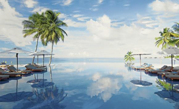 Hotel Conrad Maldives Rangali Island, Malediven