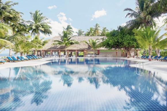 Hotel Meeru Island Resort & Spa, Malediven