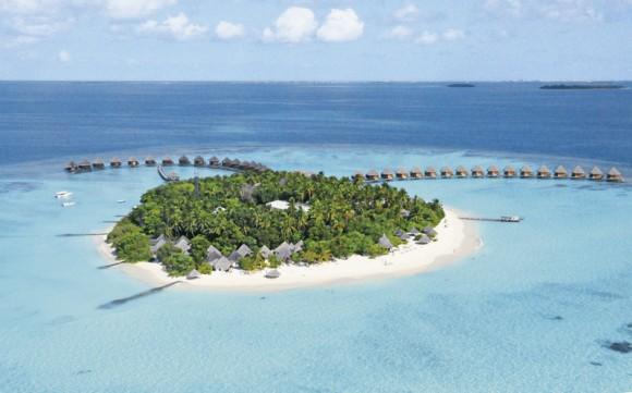 Hotel Thulhagiri Island Resort & Spa, Malediven