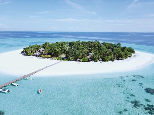 Hotel Banyan Tree Vabbinfaru, Malediven