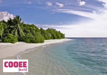 Hotel COOEE OBLU at Helengeli, Malediven