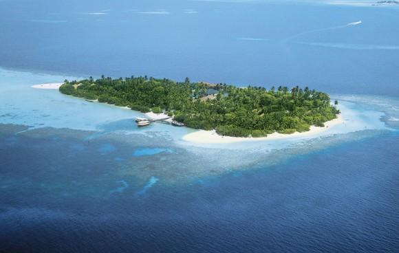 Hotel Embudu Village, Malediven