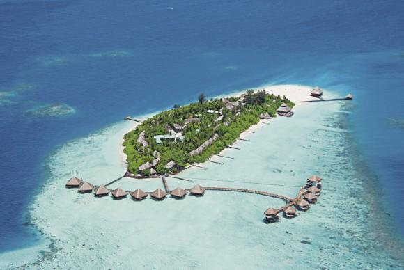 Hotel Adaaran Club Rannalhi, Malediven
