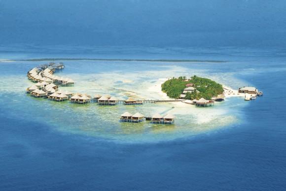 Hotel Adaaran Prestige Vadoo, Malediven