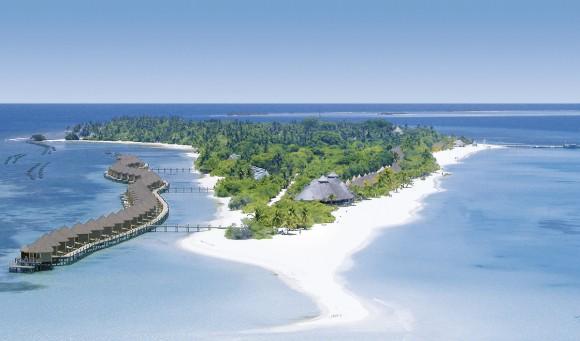 Hotel Kuredu Island Resort & Spa, Malediven