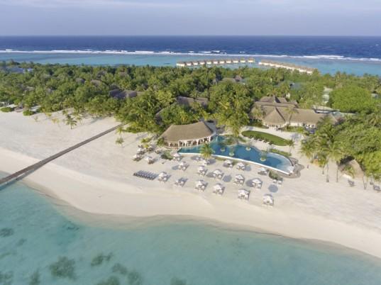 Hotel Kanuhura, Malediven