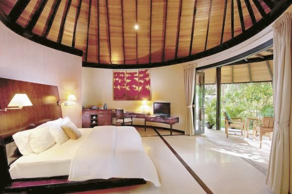 The Sun Siyam Iru Fushi Beach & Spa (ehemals Hilton)
