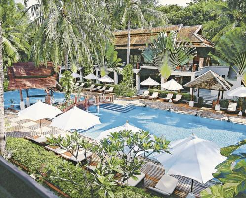 Hotel Chaweng Regent Beach Resort, Koh Samui