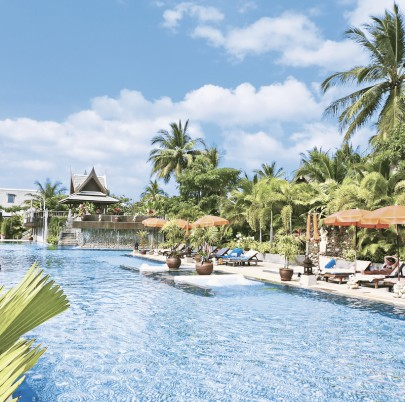 Hotel Mukdara Beach Resort,