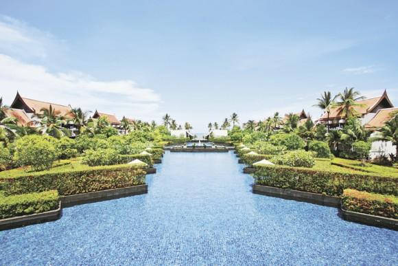 Hotel JW Marriott Khao Lak Resorts & Spa,