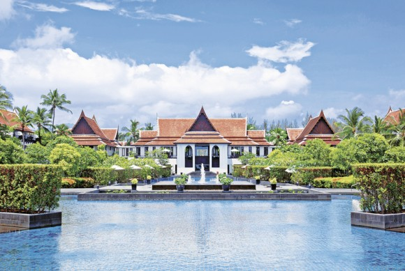 JW Marriott Khao Lak Resorts & Spa