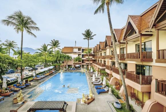 Hotel Seaview Patong,