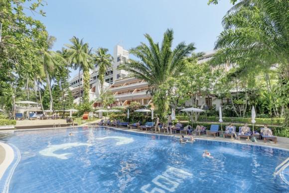 Hotel Best Western Phuket Ocean Resort,