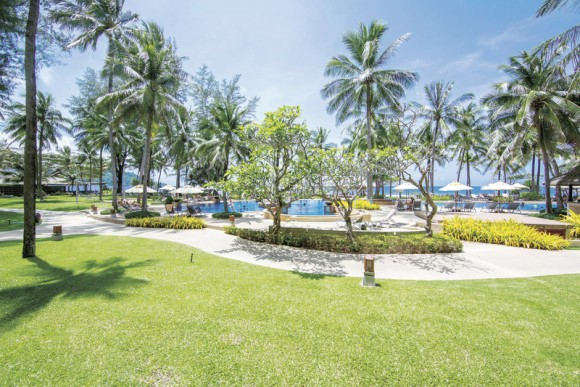 Hotel Kata Thani Phuket Beach Resort,