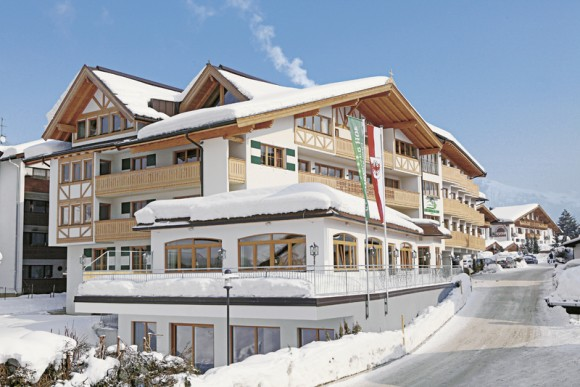 Hotel Alpen Glück Hotel Kirchberger Hof,
