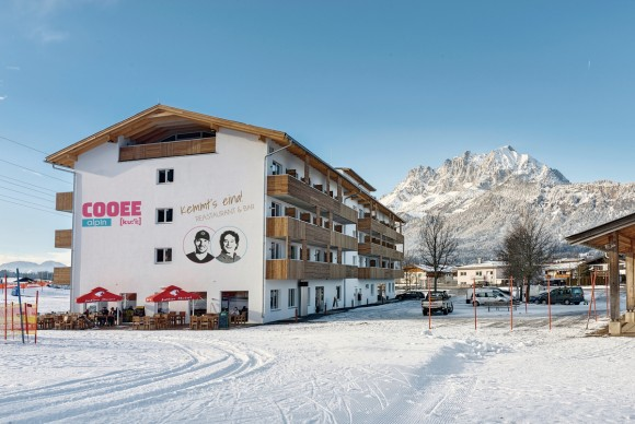 Hotel COOEE alpin Hotel Kitzbüheler Alpen, Nordtirol