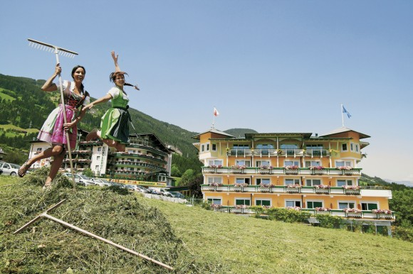 Hotel Aktiv- und Wellnesshotel Kohlerhof & Appartementhaus, Tirol