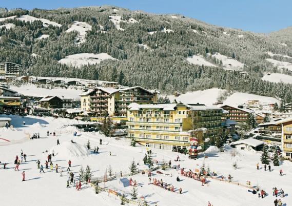 Hotel Kohlerhof & Wellnessschlössl,