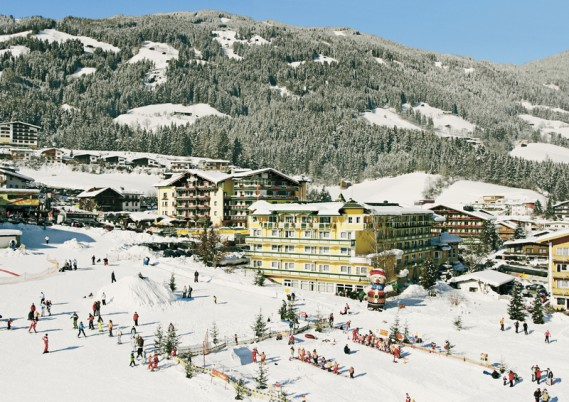 Hotel Kohlerhof & Wellnessschlössl, Tirol