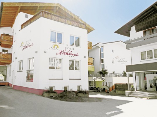 Hotel Hochland,