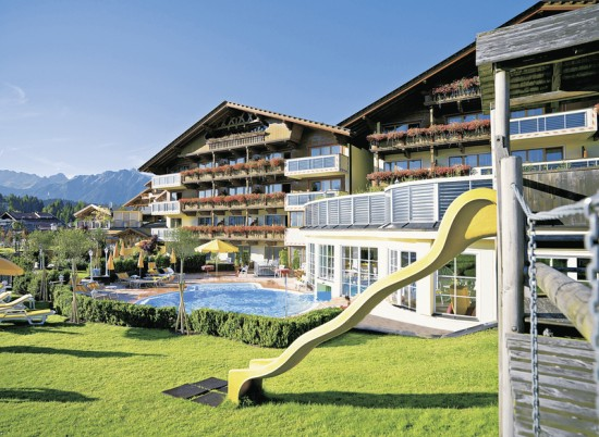 Hotel Family & Spa Resort Alpenpark,