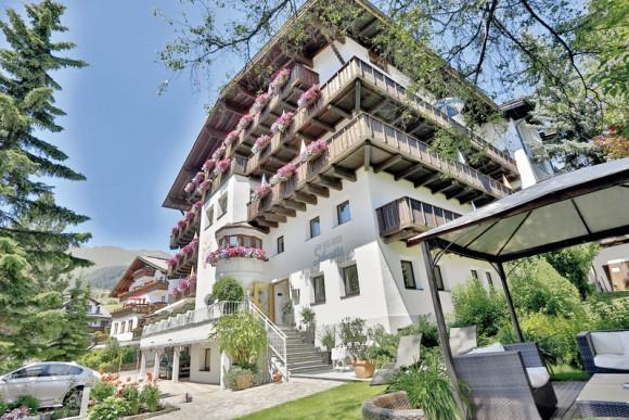 Hotel Silvretta,