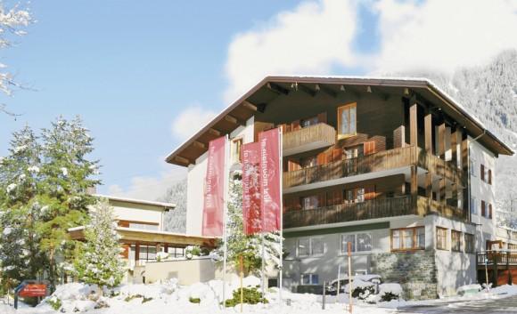 Hotel First Mountain Hotel Montafon, Vorarlberg