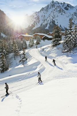 Hotel FeWo Landal Hochmontafon, Vorarlberg