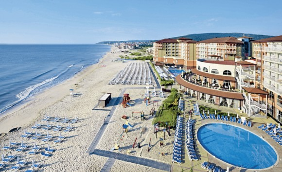 Hotel Sol Luna Bay Resort, Burgas