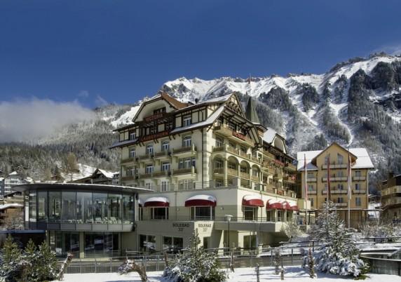 Hotel Hotel Victoria Lauberhorn, Schweiz / Berner Oberland / Wengen