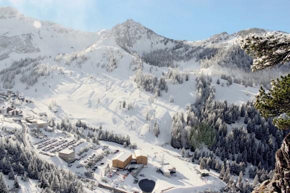 Hotel JUFA Hotel Malbun-Alpin-Resort,