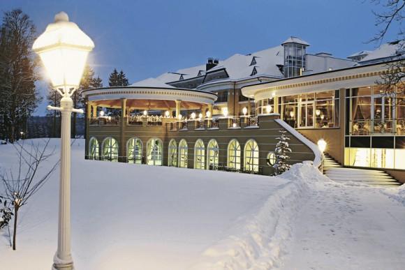 Hotel Steigenberger Hotel Der Sonnenhof,