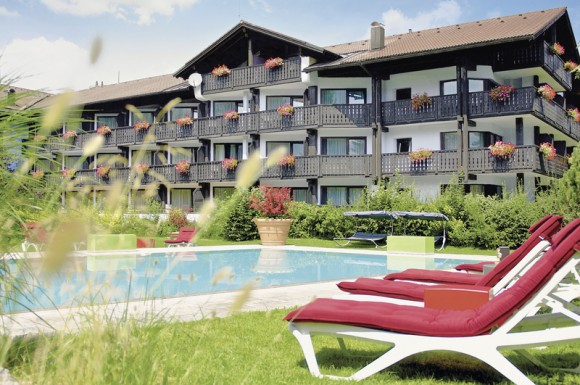 Hotel Ludwig Royal – Golf & Alpin Wellnessresort,