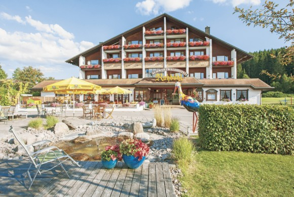 Hotel Schwarzwaldhotel Ruhbühl,