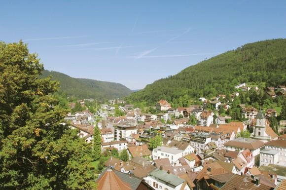Bergfrieden